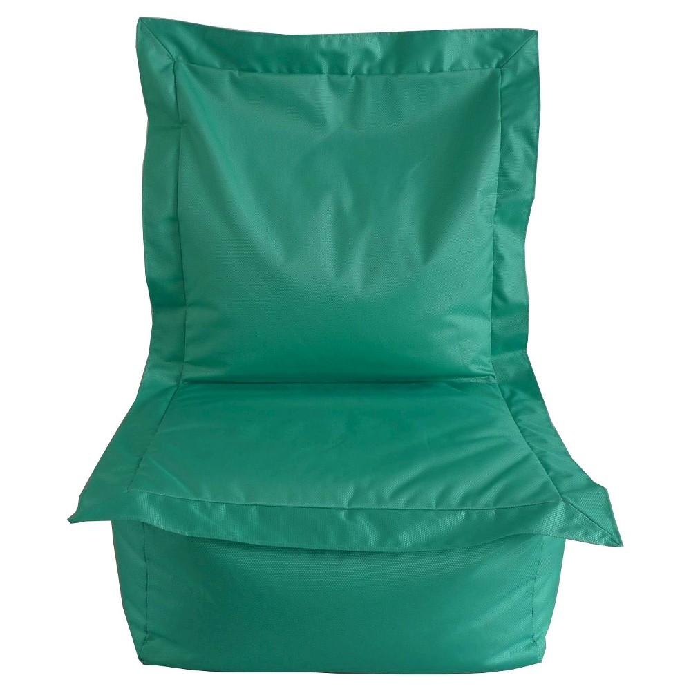 Image of Ace Bayou Outdoor Bean Bag Lounger - Aqua (Blue)
