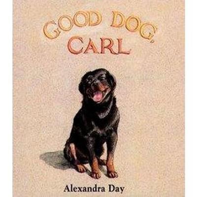 Good Dog, Carl (Hardcover)(Alexandra Day)