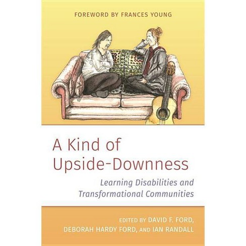 A Kind of Upside-Downess - (Paperback) - image 1 of 1