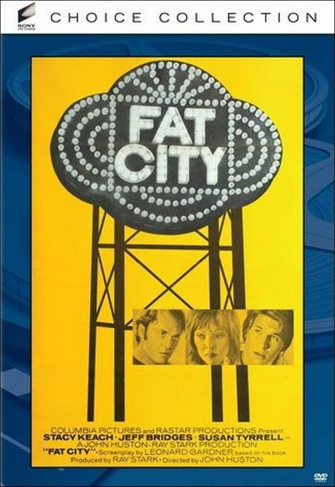Fat city (DVD) - image 1 of 1