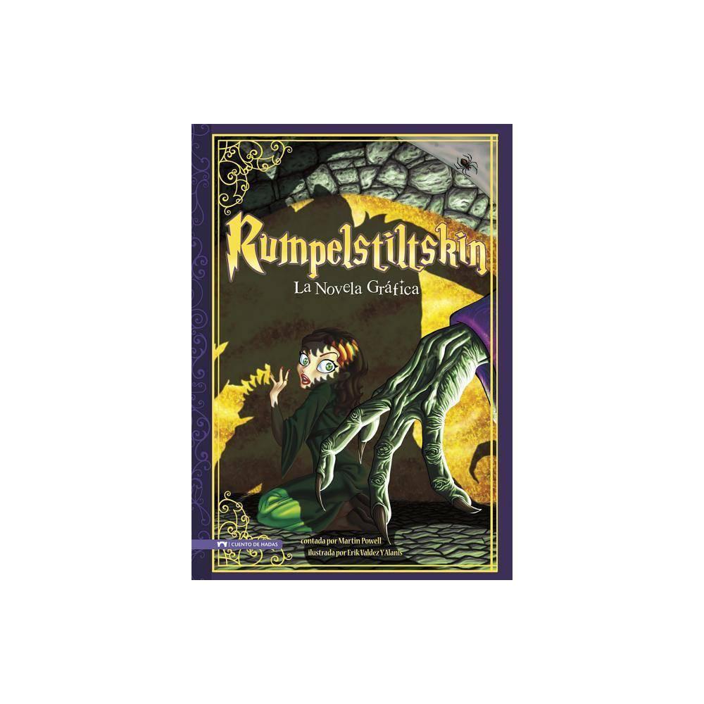 Rumpelstiltskin Graphic Spin En Espa Ol Paperback