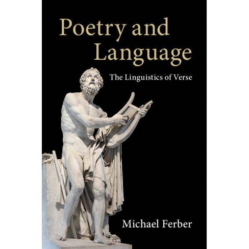 Poetry and Language - by  Michael Ferber (Hardcover) - image 1 of 1