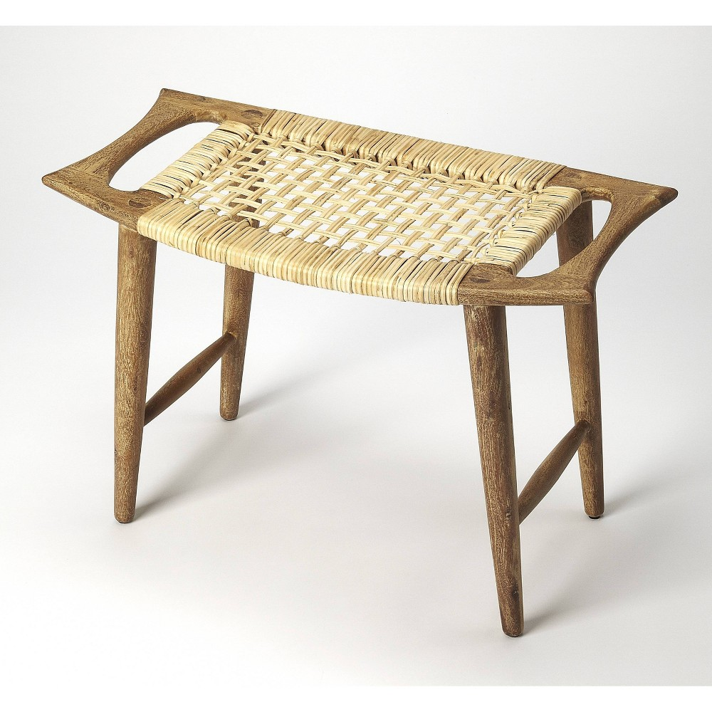 Tristan Stool Natural - Butler Specialty