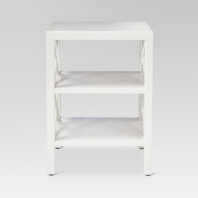 Owings Accent Table White - Threshold™