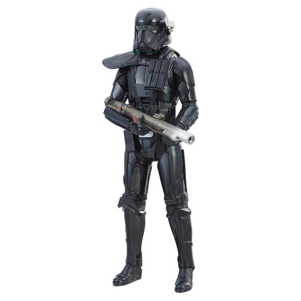 Star Wars Rogue One Electronic Duel Imperial Death Trooper Action Figure
