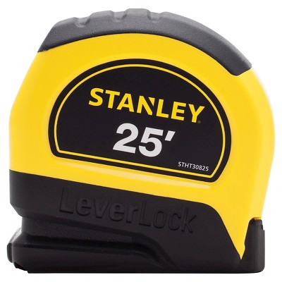 STANLEY® 25' Leverlock® Tape Measure - STHT30825