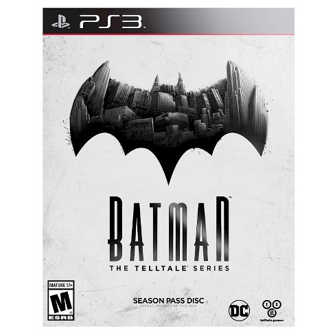 Batman: The Telltale Series PlayStation 3 - image 1 of 1