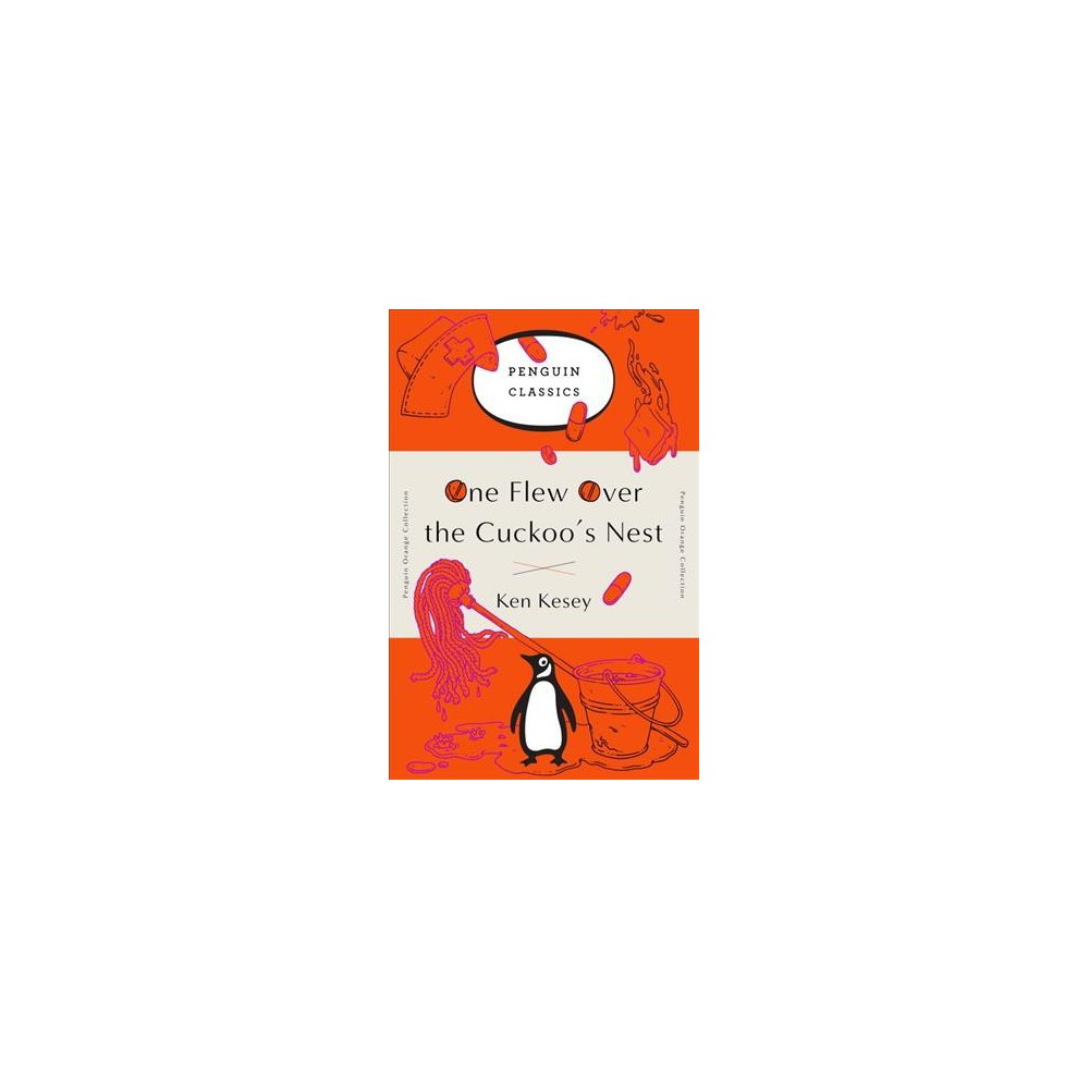 One Flew over the Cuckoo's Nest ( Penguin Orange Collection) (Paperback)