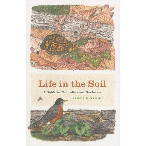 Life in the Soil - by  James B Nardi (Paperback) - image 1 of 1