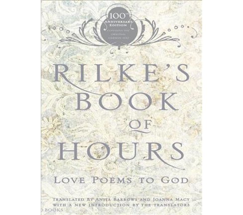 Rilke's Book of Hours : Love Poems to God -  Reprint (Paperback) - image 1 of 1