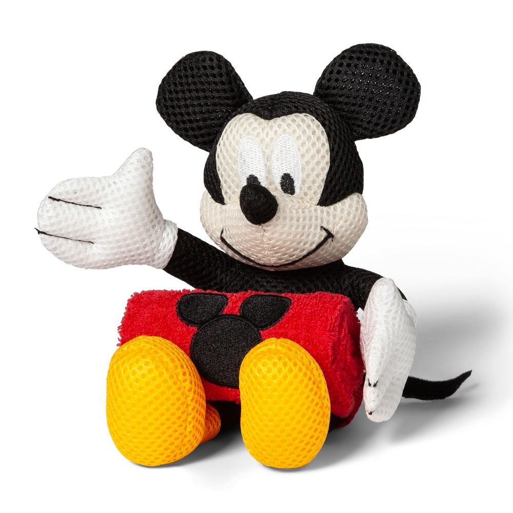 Best Shopping Mickey Mouse Friends Mickey Mouse Wash Mitts