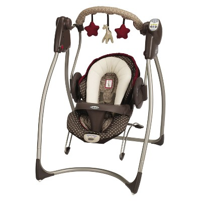 Graco® Duo 2 in 1 Swing and Bouncer - Starburst