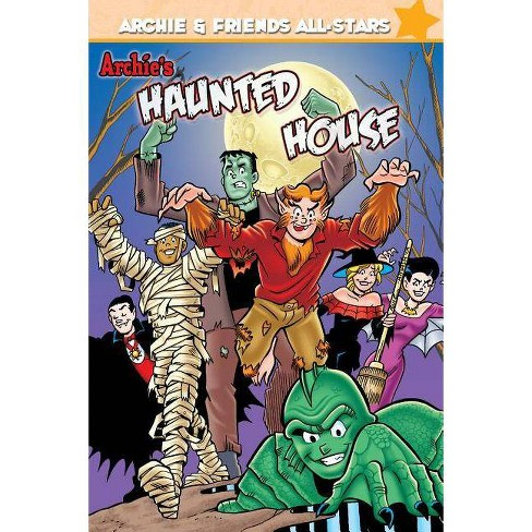 Archie's Haunted House - (Archie & Friends All-Stars) by  George Gladir (Paperback) - image 1 of 1