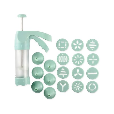 Nordic Ware Deluxe Spritz Maker & Cupcake Decorating Kit