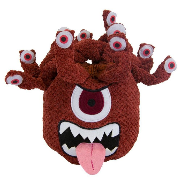 Imaginary People Dungeons & Dragons Beholder Dice Bag - image 1 of 3