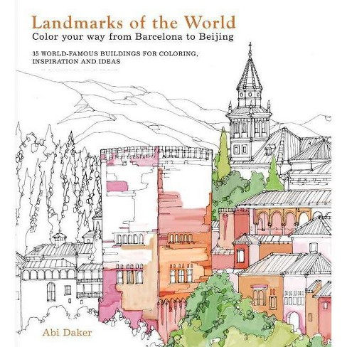 Landmarks of the World - by  Abi Daker (Paperback) - image 1 of 1