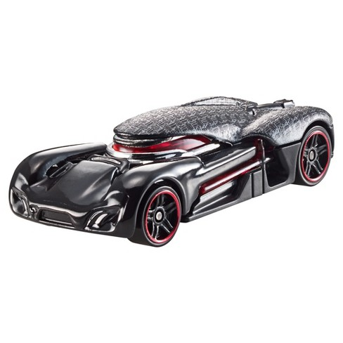 Hot Wheels Star Wars: The Last Jedi - Kylo Ren Character Car Vehicle - image 1 of 4