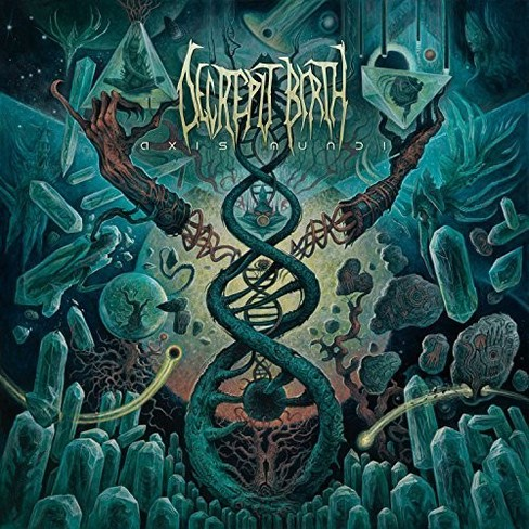 Decrepit Birth - Axis Mundi (Vinyl) - image 1 of 1