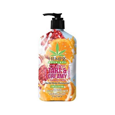 Hempz Limited Edition Tart and Creamy Herbal Body Moisturizer - 17oz