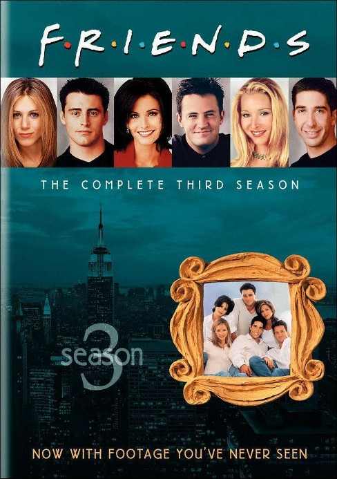 Friends: The Complete Third Season [4 Discs] - image 1 of 1