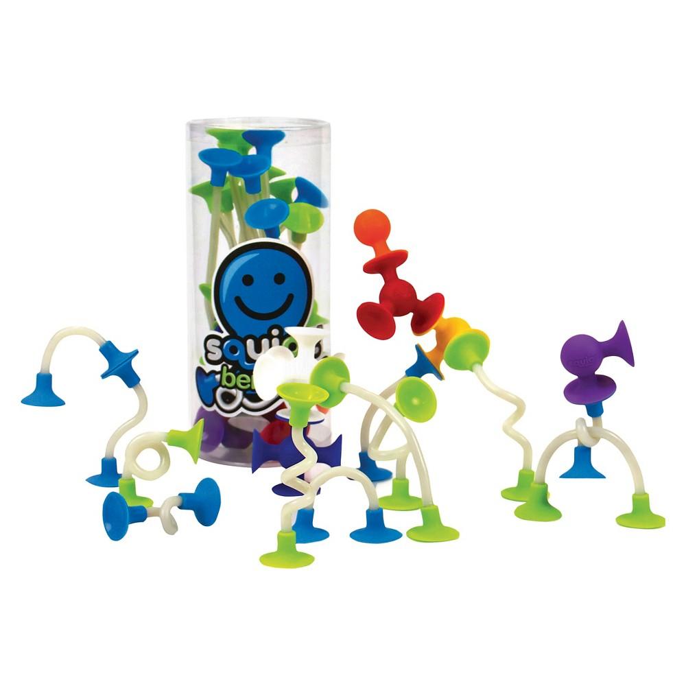 Fat Brain Toys Squigz Benders Building Blocks