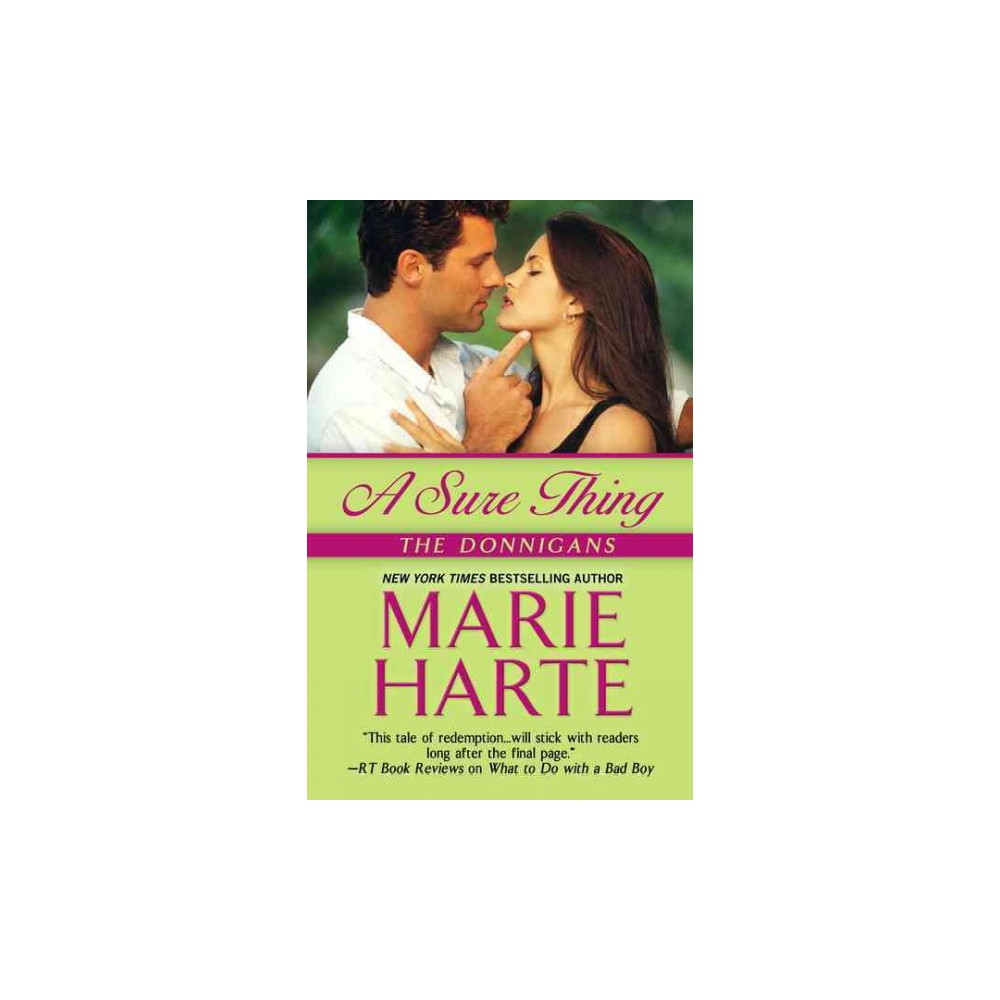 Sure Thing (Hardcover) (Marie Harte)