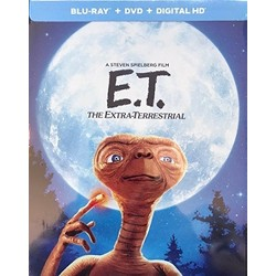 E.T. The Extra-Terrestrial Target Exclusive (Blu-ray + DVD + Digital)