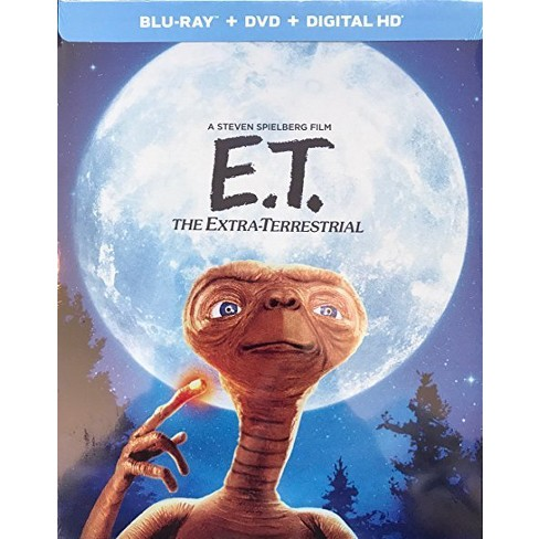 E.T. The Extra-Terrestrial Target Exclusive (Blu-ray + DVD + Digital) - image 1 of 1