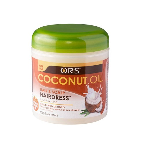 Ors Coconut Oil Hairdress Softener 5 5oz Target