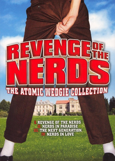 Revenge of the Nerds: The Atomic Wedgie Collection [4 Discs] - image 1 of 1