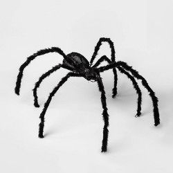 70ct Incandescent 3D Animated Spider Halloween Silhouette Light Purple - Hyde & EEK! Boutique™