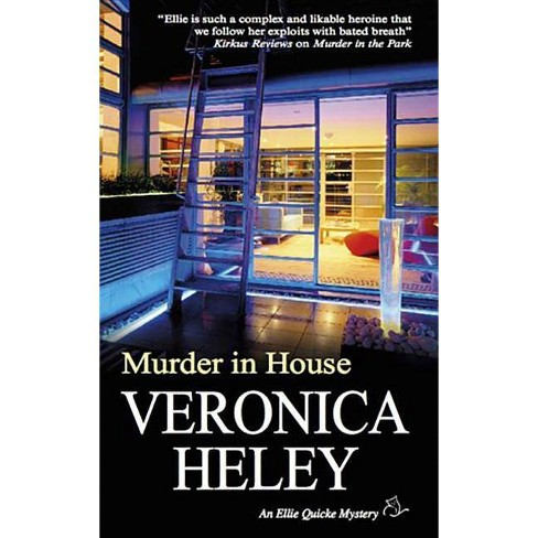 Murder in House - (Ellie Quicke Mysteries) by  Veronica Heley (Hardcover) - image 1 of 1