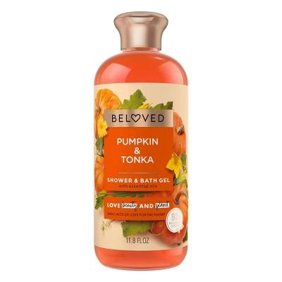 Beloved Pumpkin & Tonka Shower & Bath Gels - 11.8 fl oz