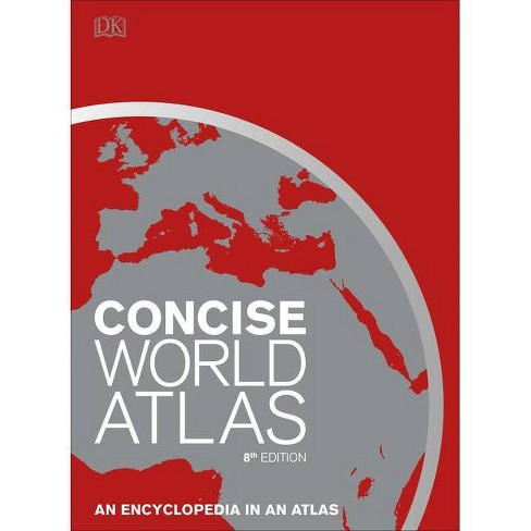 Concise World Atlas, 8th Edition - (Hardcover) - image 1 of 1