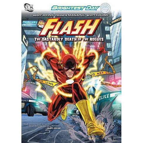 The Flash Vol. 1: The Dastardly Death of the Rogues - (Flash (DC Comics Unnumbered)) by  Geoff Johns - image 1 of 1