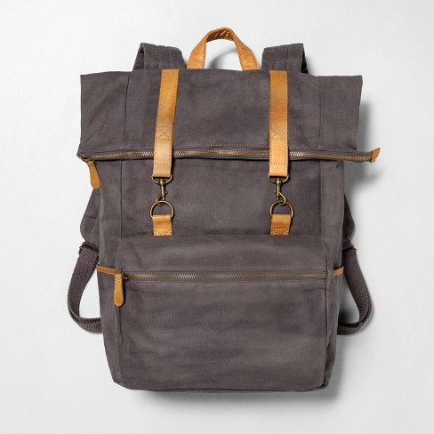 Backpack Gray - Hearth & Hand™ with Magnolia - image 1 of 4