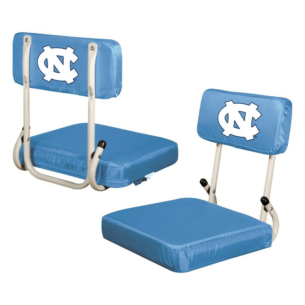 Ncaa North Carolina Tar Heels Hardback Stadium Seat Cushion