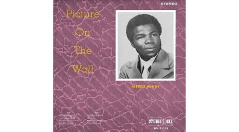 Freddie Mckay - Picture On The Wall (Vinyl) - image 1 of 1