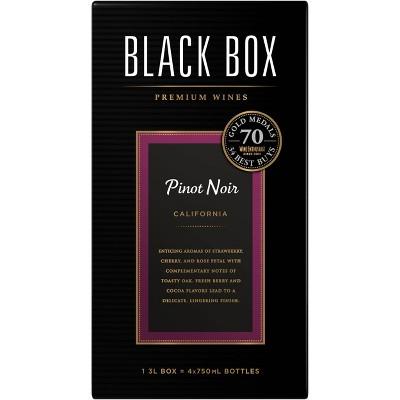 Black Box Pinot Noir Red Wine - 3L Box Wine