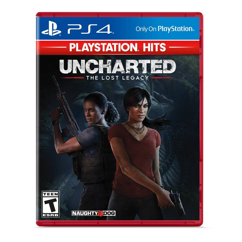 Uncharted: The Lost Legacy - PlayStation 4 (PlayStation Hits) was $19.99 now $9.99 (50.0% off)