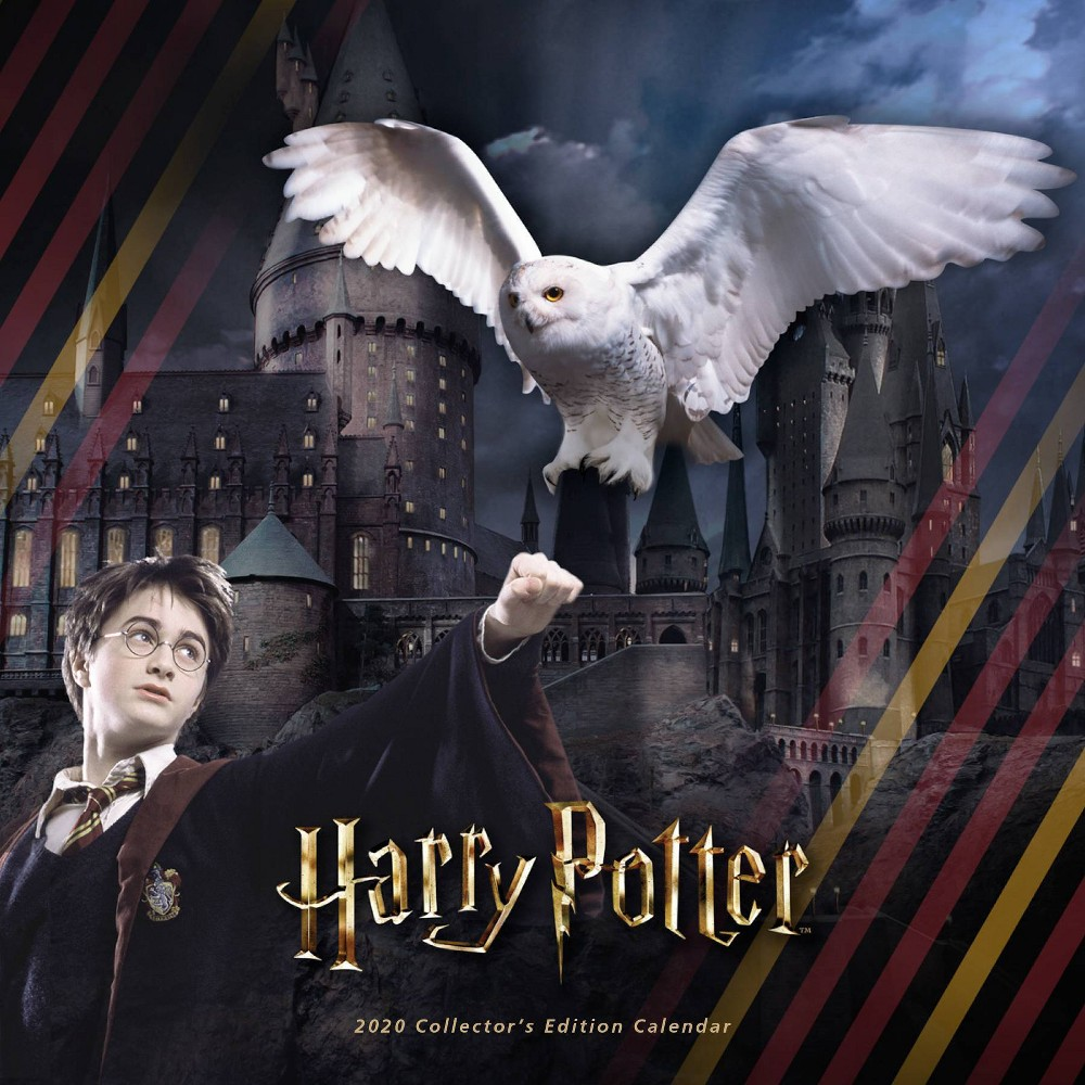 Image of 2020 Calendar Collector's Edition Harry Potter - Trends International