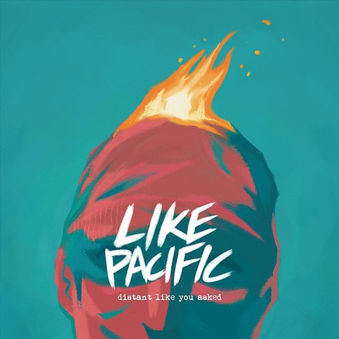 Like pacific - Distant like you asked (Vinyl) - image 1 of 1
