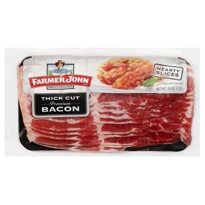 Farmer John Thick Cut Bacon - 16oz