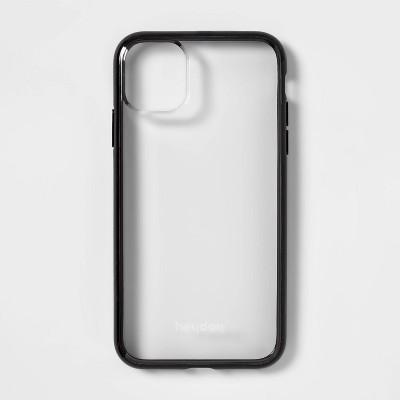 heyday™ iPhone 11/XR Bumper Case - Black