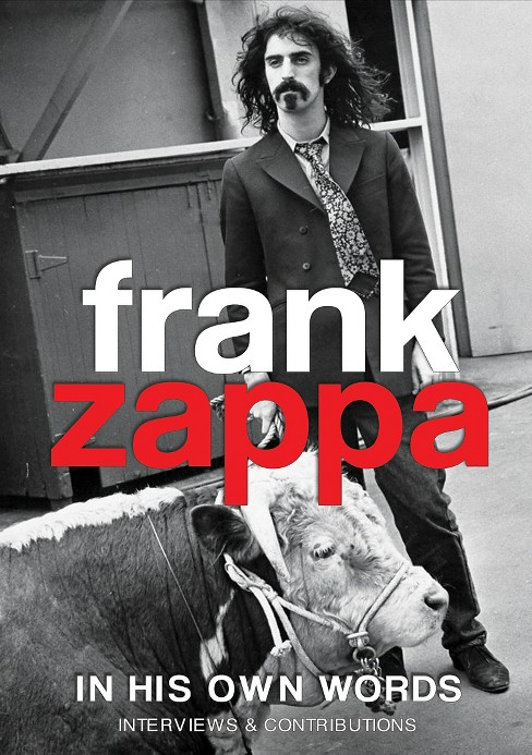 Frank zappa in his own words (DVD) - image 1 of 1