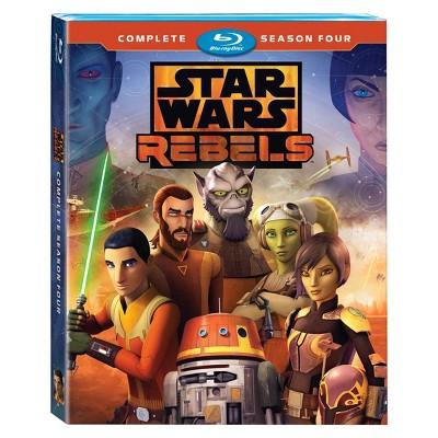Star Wars: Rebels Complete Season 4