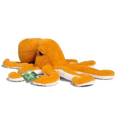 "FAO Schwarz Adopt A Wild Pal Endangered Octopus - 15"" Toy Plush"