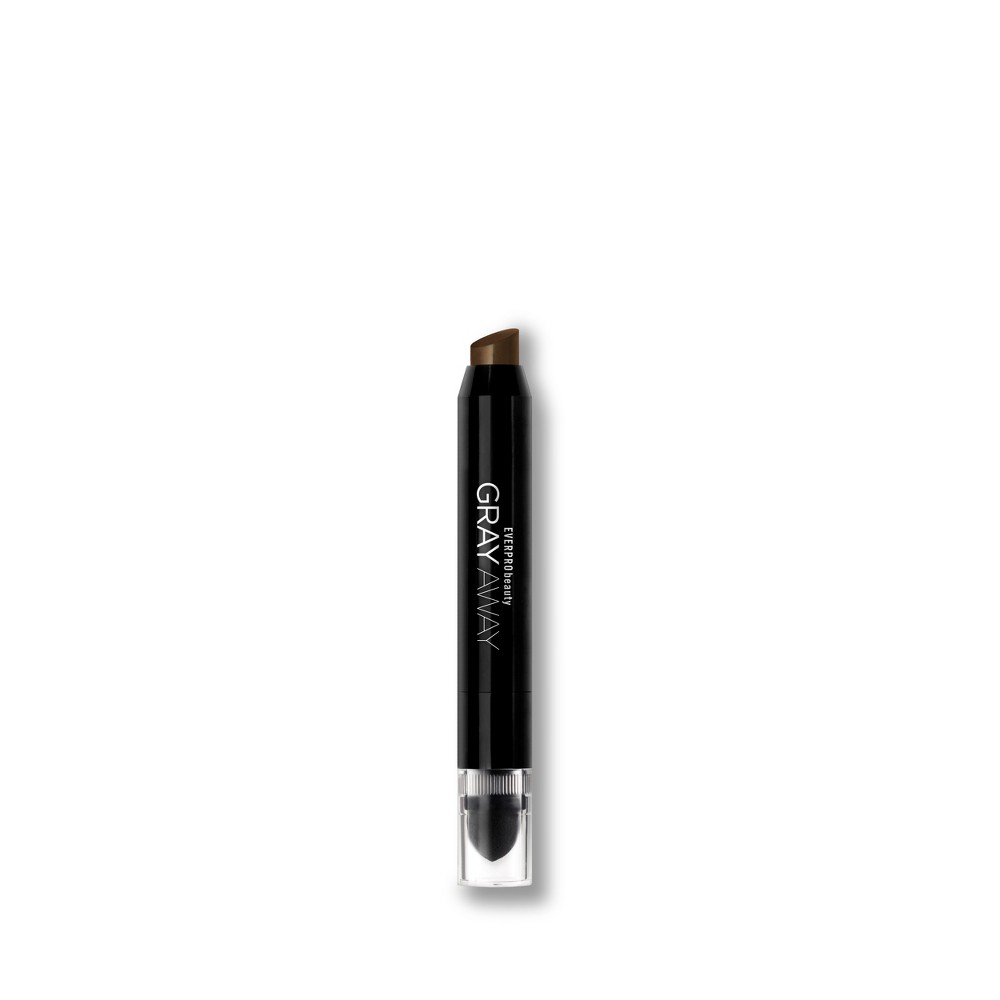 Image of EVERPRO beauty Gray Away Quick Stick Root Touch Up Light Brown - 0.10oz