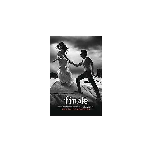 Finale ( Hush, Hush) (Hardcover) by Becca Fitzpatrick - image 1 of 1