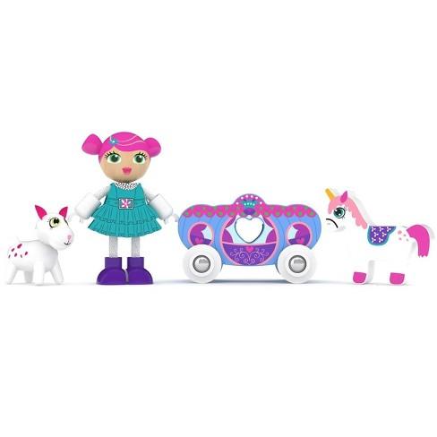 J'adore J'adore Princess Julie Natural Wooden Toy Playset - image 1 of 2